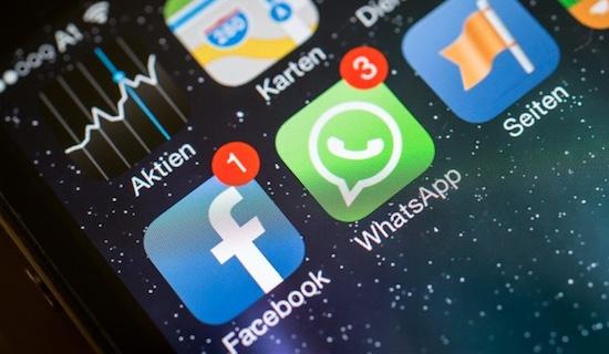 whatsapp facebook privacy