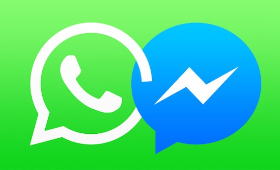 Whatsapp vs Messenger