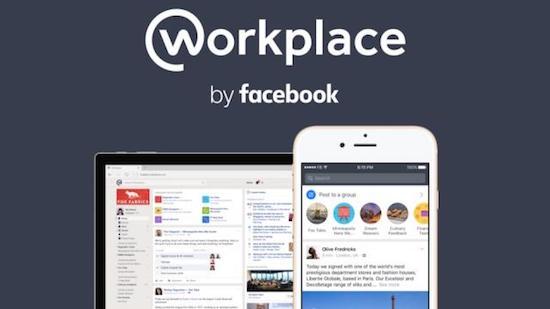 facebook workplace live
