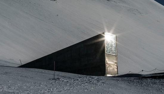zadenkluis noorwegen svalbard