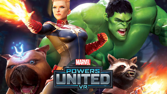 Marvel Powers United VR