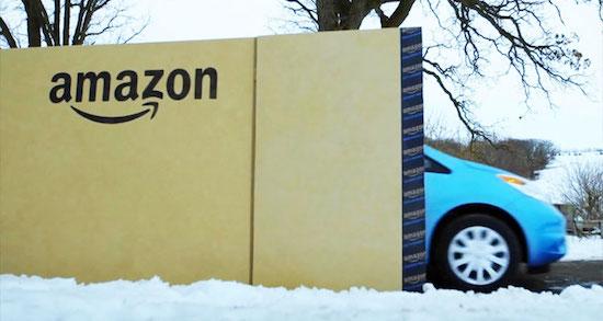 Hoe Amazon de automarkt wil gaan overnemen