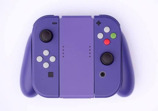 Deze Switch lijkt op een Nintendo GameCube