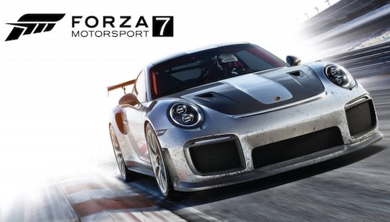 Porsche 911 GT2 RS in Forza