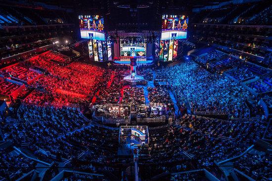 Esports in 2024 naar Olympische Spelen?