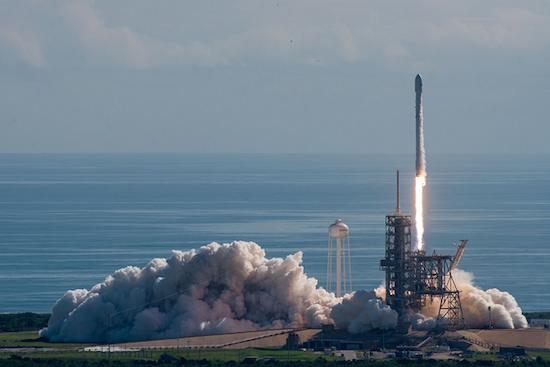 Met SpaceX naar je werk