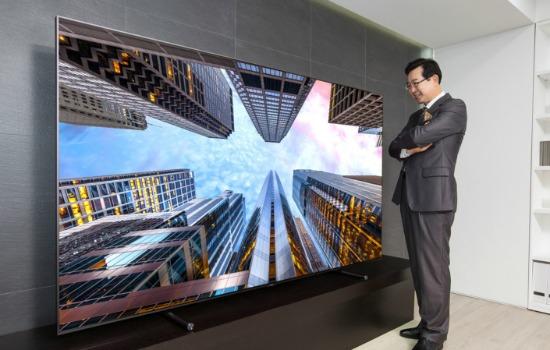 Aardig Samsung TV