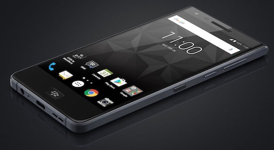 BlackBerry Motion gelekt