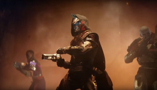 Destiny 2 screen