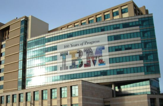 IBM startte met een collectieve onderzoeks-app