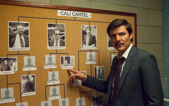Pena is de drijvende kracht achter dit seizoen, en dat zonder Pablo Escobar