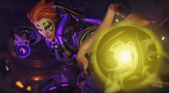 Moira is Overwatch