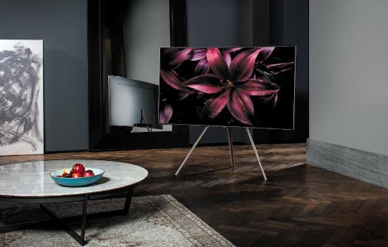 Samsungs QLED TV's zijn eerste met 100% kleurvolume