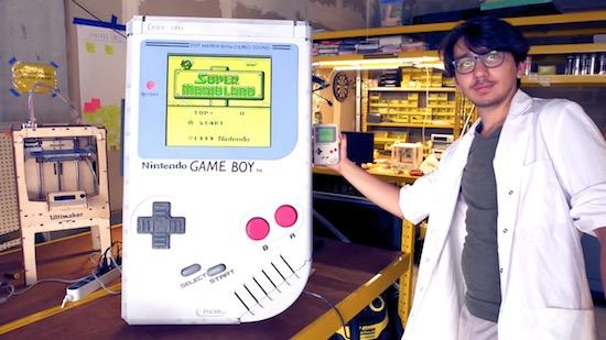 De Game Boy XXL