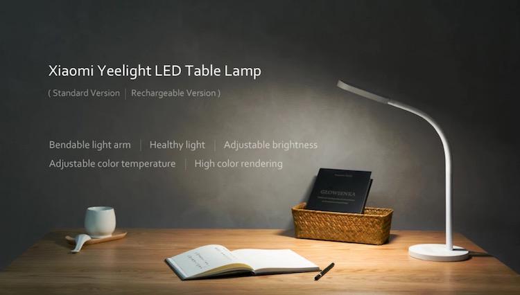 Xiaomi Yeelight LED tafellamp