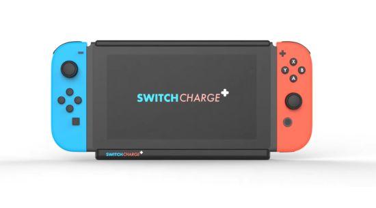 De SwitchCharge, speciaal voor je Nintendo Switch