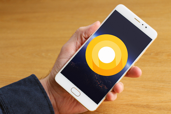 Android O uitgesteld?