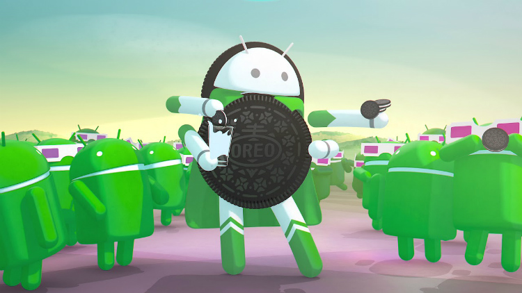 Android Oreo accuverbruik apps