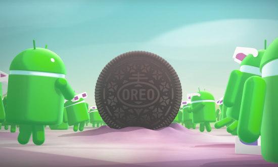 Android Oreo Beta gespot