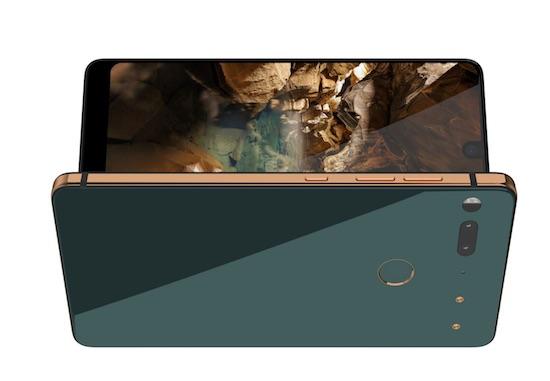 Officieel: dit is de nieuwe Android Essential Phone