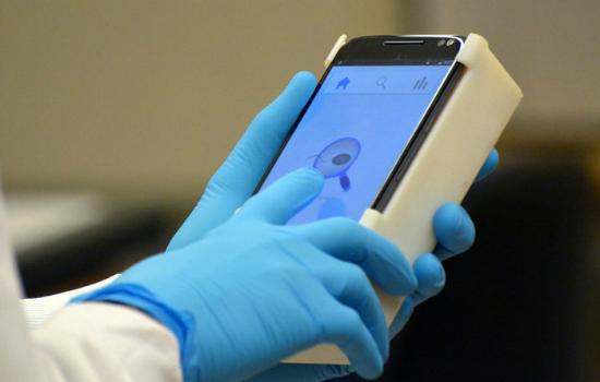 Smartphone app zaadcellen