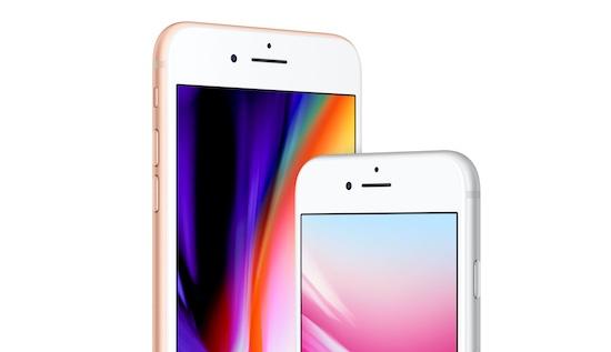 Dit zijn de productiekosten van de iPhone 8