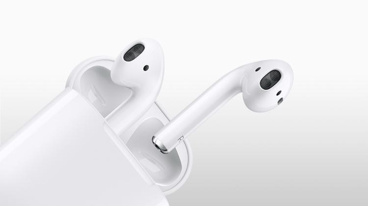 Nieuwe Apple AirPods