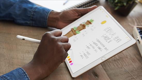De iPad Pro
