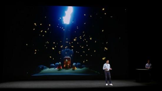 Apple TV game
