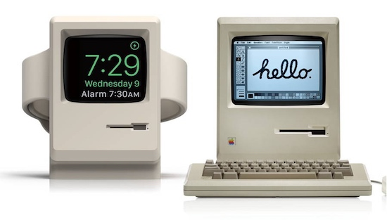Maak van je Apple Watch een mini-Macintosh