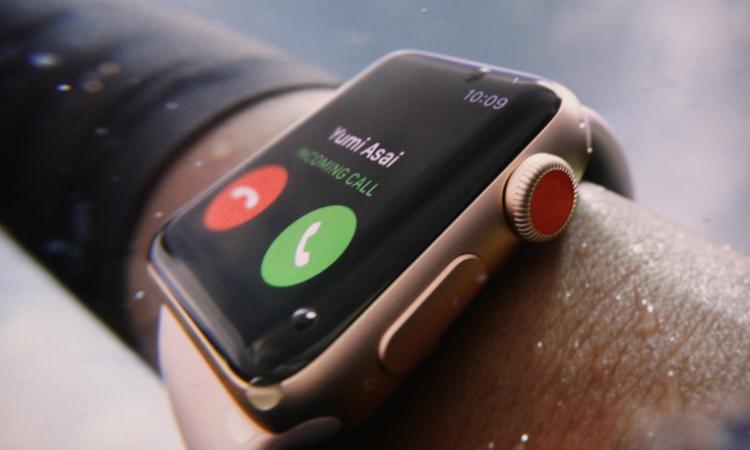 Apple Watch kan je leven redden