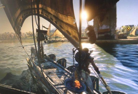 Gelekte screenshot van Assassin's Creed: Origins