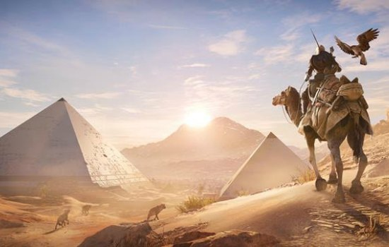 Dit is Assassin's Creed Origins