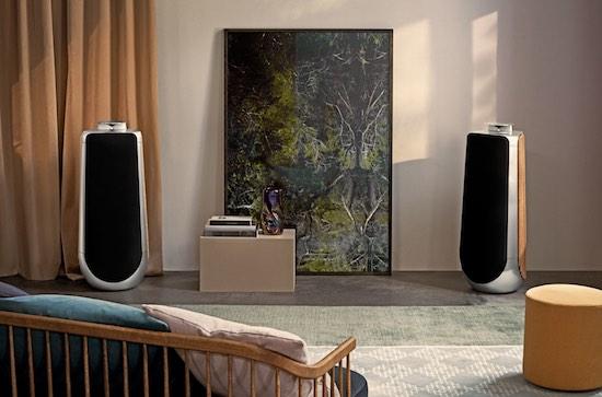 Deze nieuwe speakers van B&O kosten een vermogen