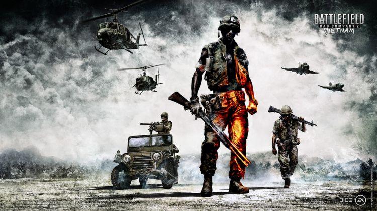 Bad Company 2 Vietnam is een van mijn favorieten