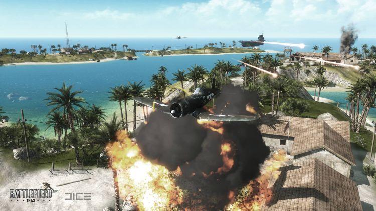 Battlefield 1943 kwam in 2009 uit