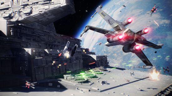 Gelukkig hebben DICE en EA weer een ruimteschip-modus toegevoegd