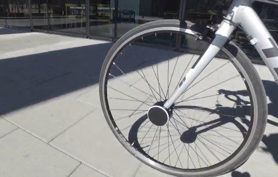 Je hebt geen fietssleutel meer nodig!