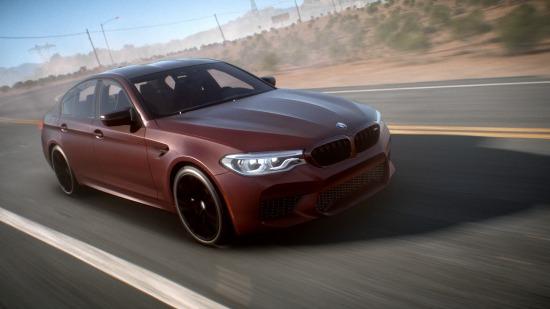 BMW M5 NFS Payback