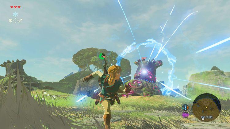 Link blijft onaangeraakt door monsters en negatieve reviews