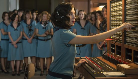 Cable Girls, of Las Chicas del Cable