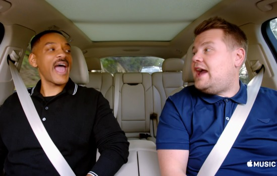 Carpool Karaoke trailer