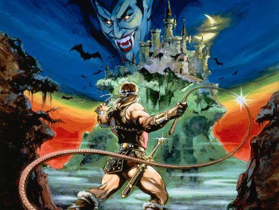 Castlevania animatieserie in de maak