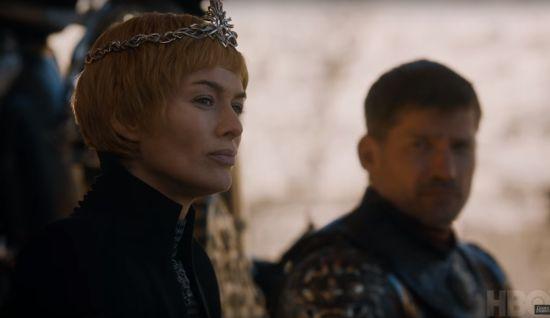 Waren critici blijer dan Cersei op deze foto?