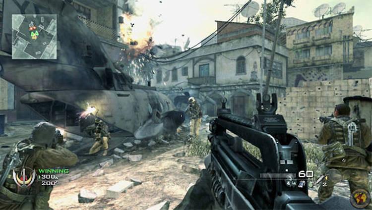 'Call of Duty'-grap loopt compleet uit de hand