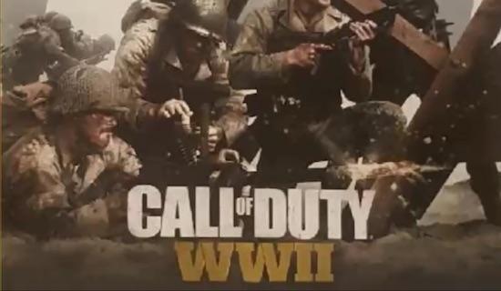 'Nieuwe Call of Duty krijgt Tweede Wereldoorlog-setting