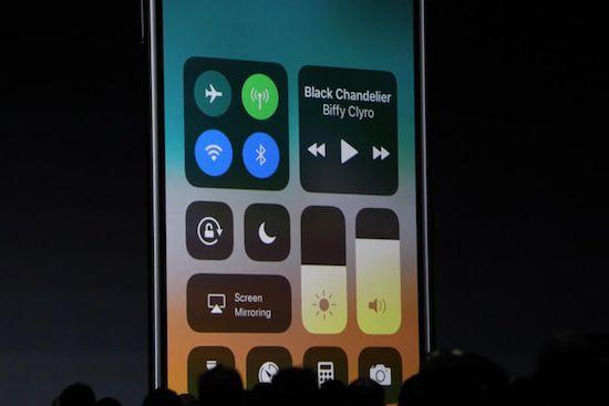 iOS 11: Wi-Fi of Bluetooth NIET uit te schakelen via Control Center