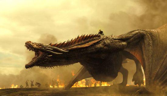 De draken waren prominent aanwezig in dit seizoen, maar was het ook een draak van een seizoen te noemen?