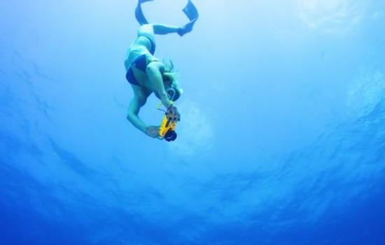 Foto's maken onderwater was nog nooit zo makkelijk