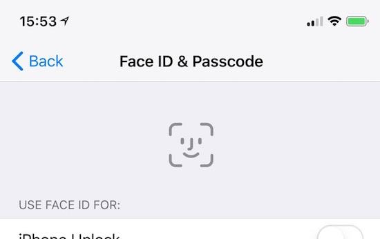 Video: zo werkt gezichtsherkenning op iOS 11